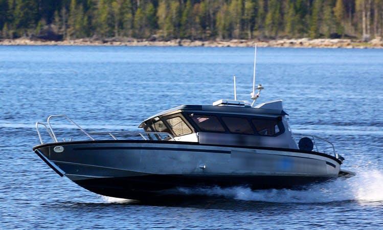 Charter a  M / B Renon Cuddy Cabin in Norrbottens län, Sweden