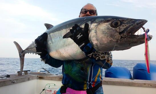 Sport Fisherman Fishing Charter In Denpasar Selatan