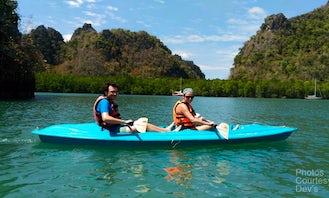 Awesome Kayaking Adventure for 2 People in Langkawi, Malaysia