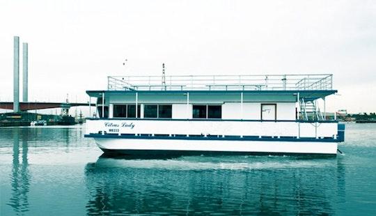 Enjoy Relaxing Boat Cruise In Docklands, Melbourne, Australia