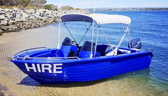 Rent 16' P70 Polycraft Dinghy In Gelorup, Australia