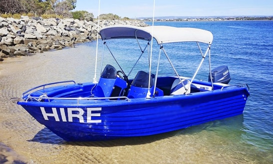 Rent 16' P70 Polycraft Dinghy In Gelorup, Australia
