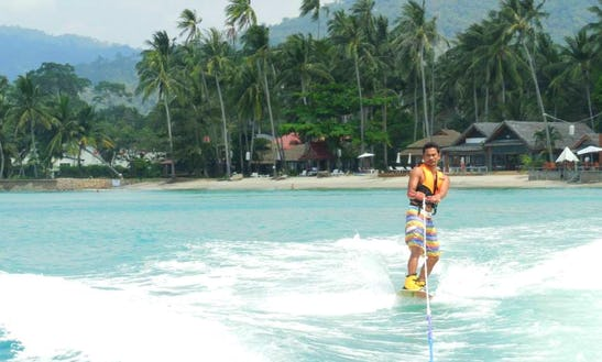 Wakeboarding In Ko Samui - We Can Teach You!