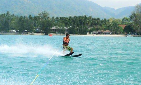 Enjoy Water Skiing For 15 Minutes In Ko Samui, Thailand