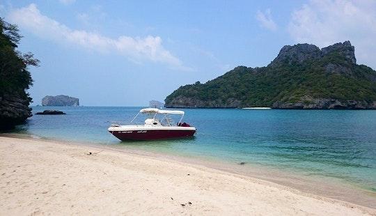 Explore Ko Samui, Thailand By Center Console