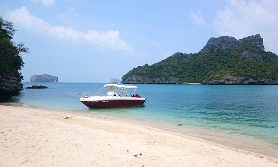 Explore Ko Samui, Thailand By Center Console