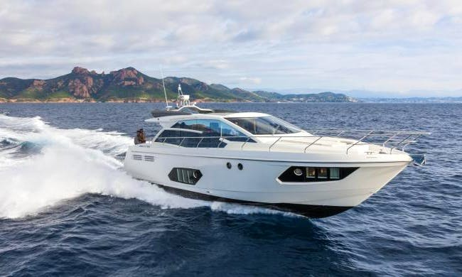 Charter Absolut 56 STY Motor Yacht in Saint-Tropez, France
