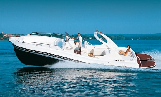 Charter 38' Scanner One 999 Center Console In Saint-tropez, France