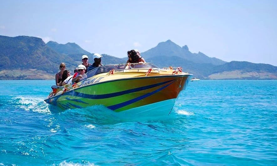Explore Beautiful Centre de Flacq, Mauritius on a Bowrider Charter