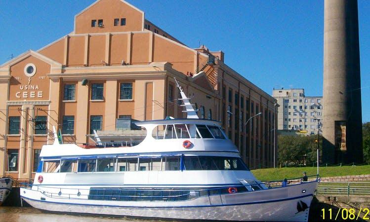Book a Fantastic River Cruise in Porto Alegre, Brazil