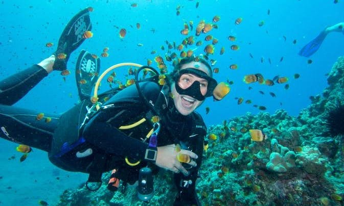Enjoy Scuba Diving Trips in Kuta, Bali