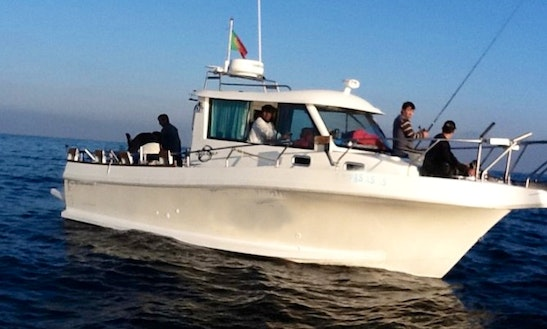 Tintim Fishing Trip With Barbecue And Transfers