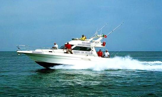 Enjoy Fishing In Lagos, Portugal On 33' Astimor Lx Sport Fisherman