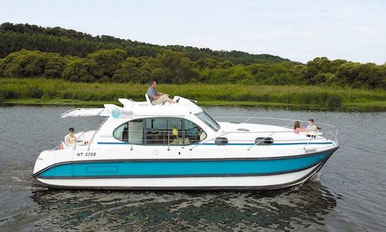 River Cruises On 'estivale Quattro S' Motor Yacht In Harskirchen