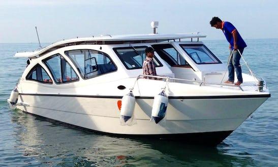 Cruise In Luxury On A Motor Yacht In Sihanoukville, Cambodia