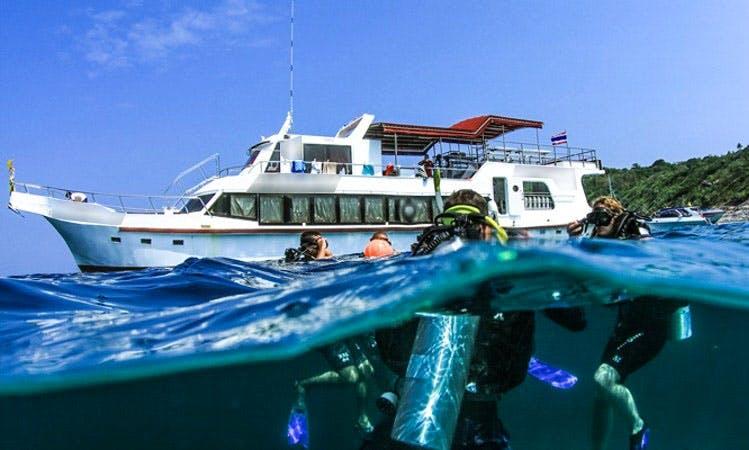 Wonderful Diving Trip in Phuket