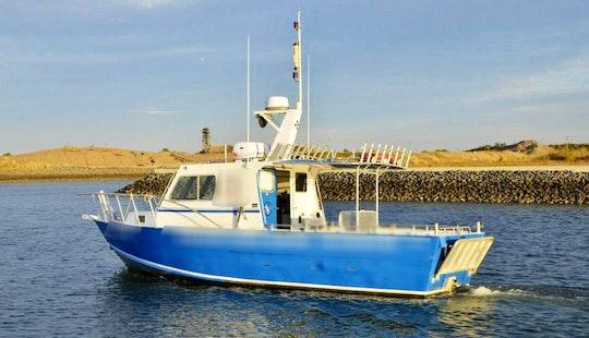 Reef Fishing Charter In Port Douglas