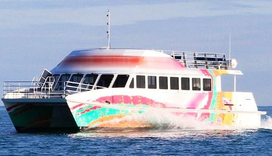 Passenger Boat Charter In Urangan, Australia