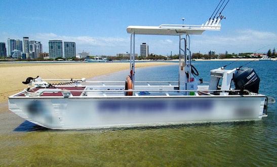 Currumbin Sport Fishing Charter On