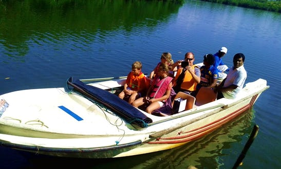 Explore Balapitiya, Sri Lanka By Dinghy Charter