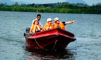 Fun For the Whole Family - Fishing Tours from Eluwankulama, Sri Lanka!