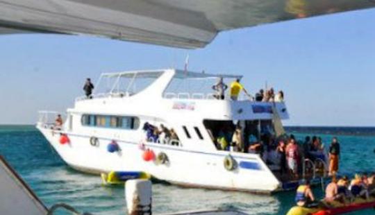 Charter A Passenger Boat In Hurghada, Egypt