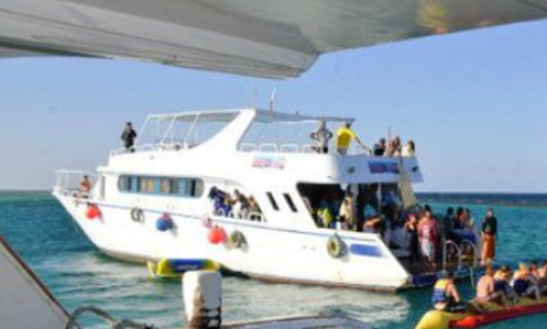 Charter A Passenger Boat In Hurghada, Egypt