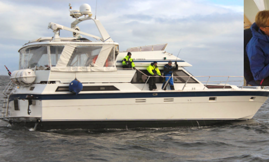 Enjoy Fishing In Kabelvåg, Nordland On 48' Motor Yacht