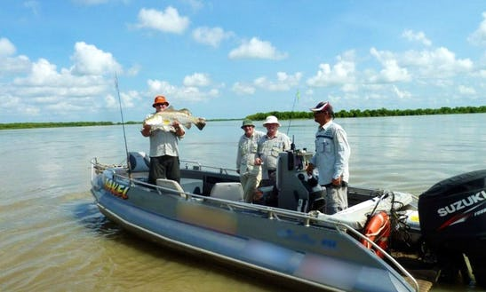 Fishing Charter In Darwin