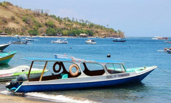 Private Island Speedboat Tour For 15 Person In Indonesia