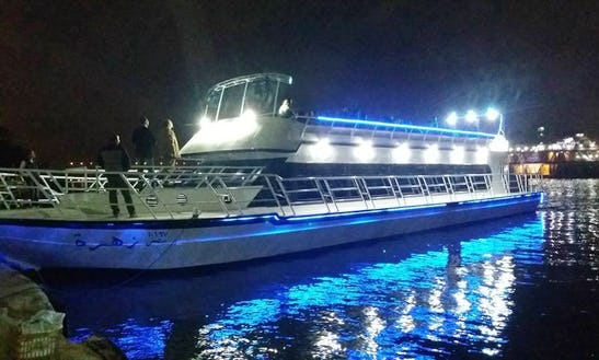 Charter A Passenger Boat In Cairo, Governorate Egypt