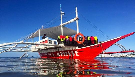 Charter A Traditional Boat- La Metisee - In Lapu-lapu