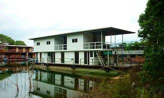 Rent a Houseboat in Kuala Terengganu, Malaysia