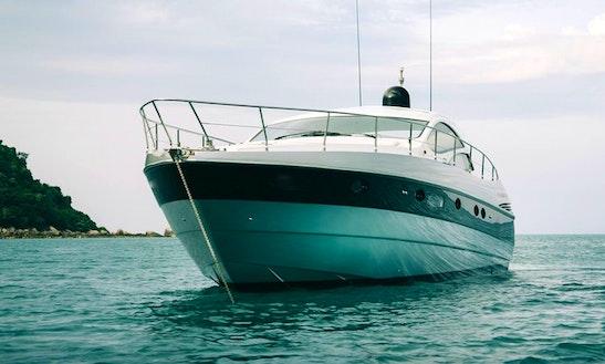 Charter 50' Motor Yacht In Ko Samui, Thailand