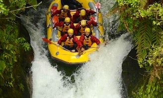 White Water Rafting Trips in Tikitere