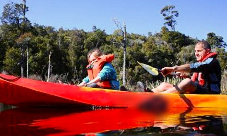 Hire Tandem Kayaks in West Coast, New Zealand