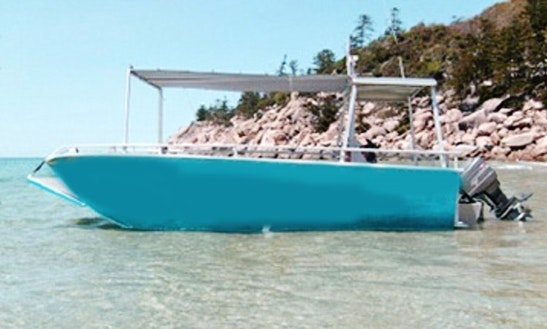 Passenger Boat Trips In Nelly Bay, Australia