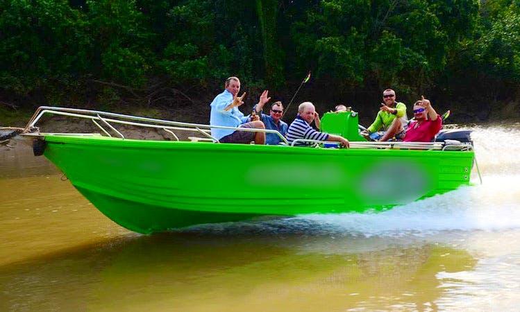 Fishing and Crabbing Adventure in Darwin