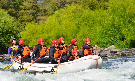 Rafting Trips In Pucon, Chile