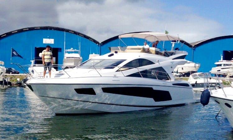 Sunseeker 60 Power Mega Yacht - Balneário Camboriú / SC