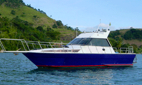 41' Dive Boat In Paraty