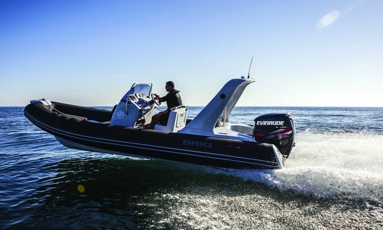 Rib Charter With Or Without Captain From Eivissa