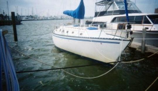 Daysailer Bareboat Charter In Seabrook