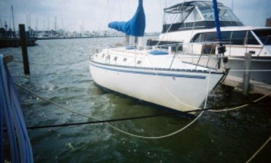Daysailer Rental In Seabrook