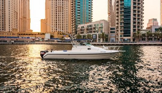 Walk Around Boat For Rent In Dubai, Uae