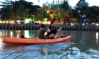 Kayak Rentals in Ho Chi Minh City, Vietnam