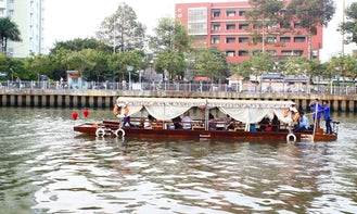 Boat Tours Departing From District 1 or 3 Marinas