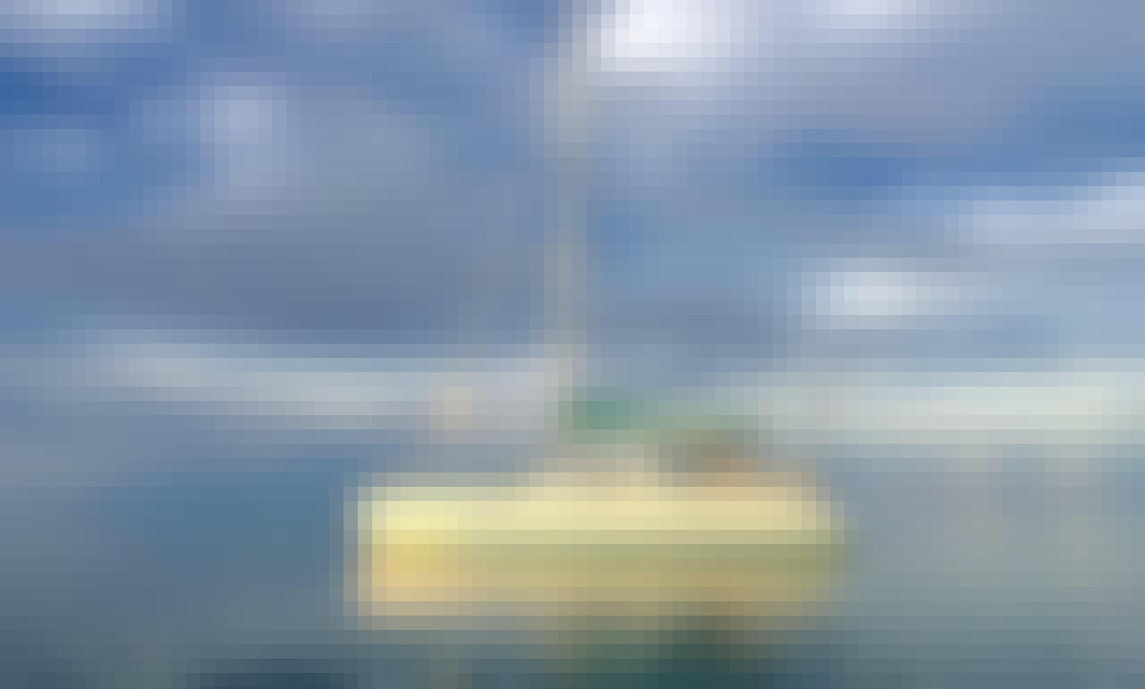 Cruising Catamaran Lagoon 47 Krabi/ Phang Nga Bay