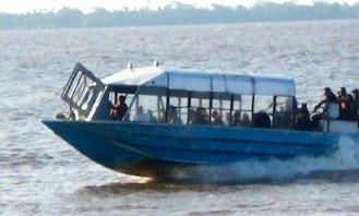 Pontoon Trips in Parika, Guyana