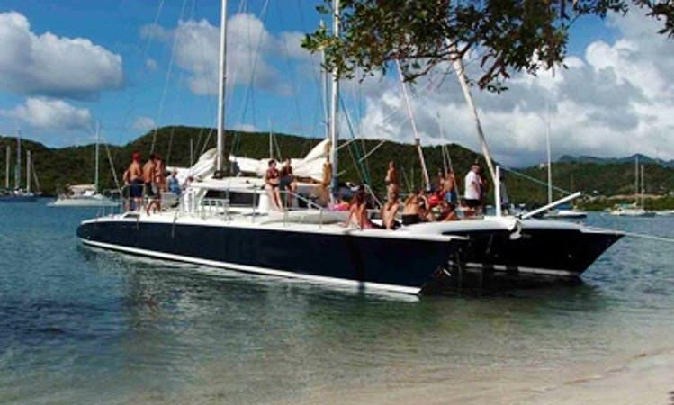 "The ""Shadowfax"" Sunset Cruise Charter In Grenada"